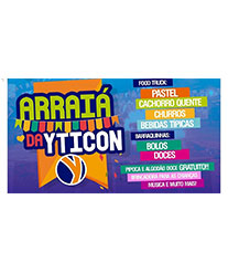 Yticon promove Festa Julina